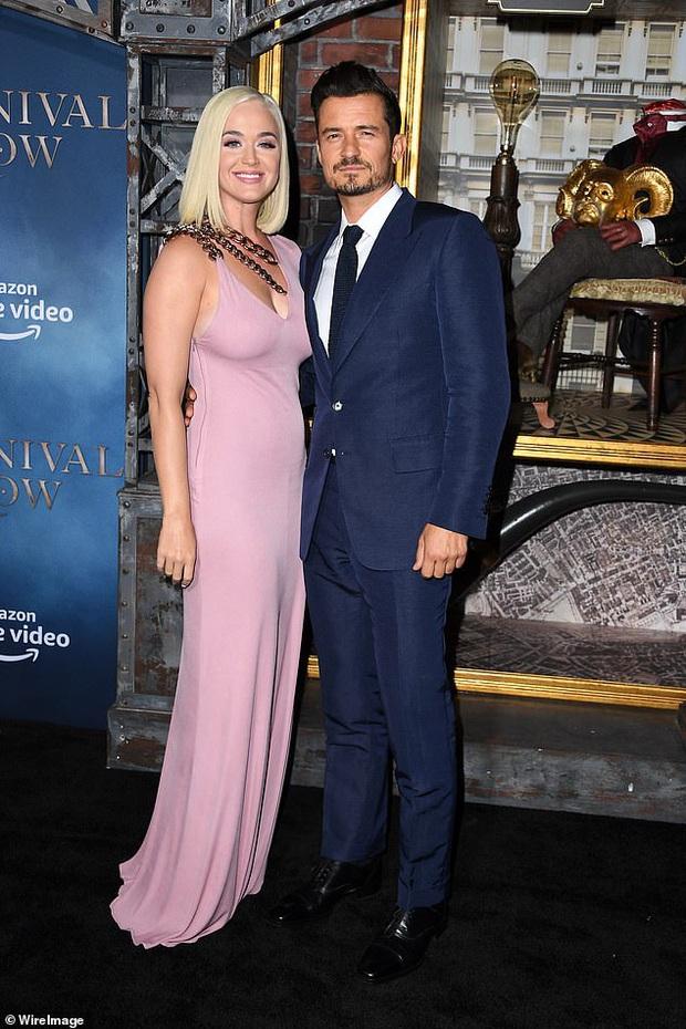 Giữa thai kỳ, bà bầu Katy Perry gây sốc với phát ngôn từng muốn tự tử khi chia tay Orlando Bloom - Ảnh 3.