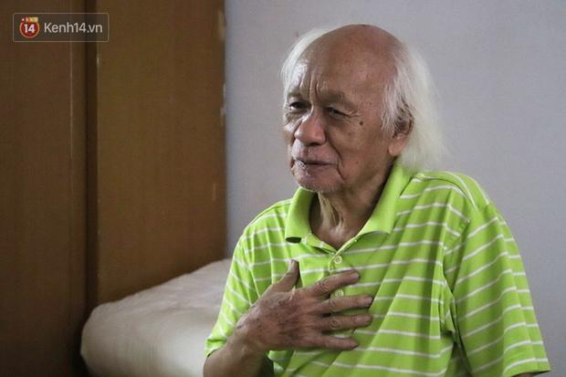 Cụ ông để lại di chúc căn nhà 12 tỷ ở Sài Gòn cho người nghèo che mưa nắng dù có vợ con đuề huề - Ảnh 5.