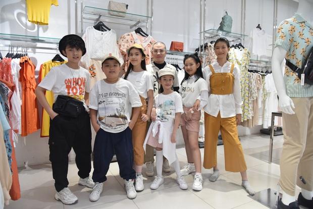 Hương Giang ngẫu hứng hát Cò lả để nhắc nhở thí sinh nhí chọn trang phục hơi cứng tuổi - Ảnh 5.