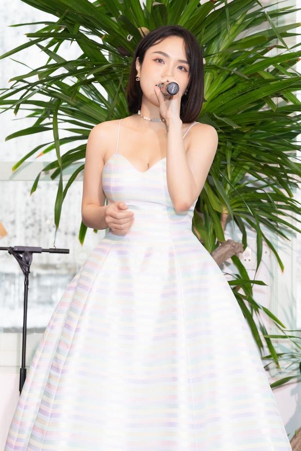 Thái Trinh chính thức ra mắt album hát nhạc Acoustic, chia sẻ từng có ý định bỏ nghề hát, thậm chí từng nghĩ đến chuyện bán nhà vì quá bế tắc - Ảnh 5.
