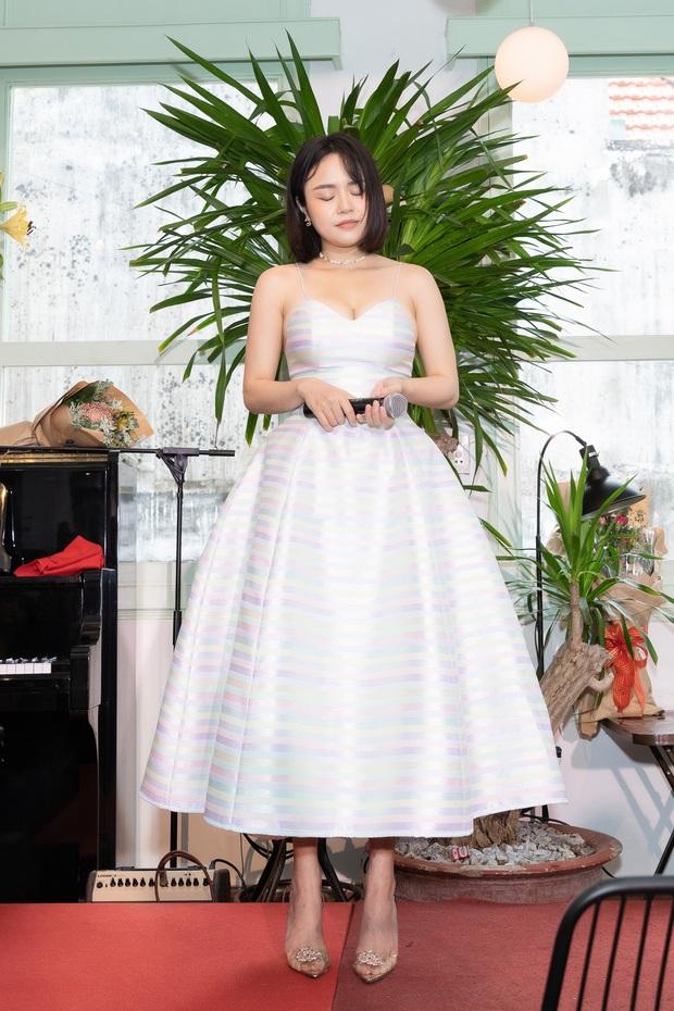 Thái Trinh chính thức ra mắt album hát nhạc Acoustic, chia sẻ từng có ý định bỏ nghề hát, thậm chí từng nghĩ đến chuyện bán nhà vì quá bế tắc - Ảnh 6.