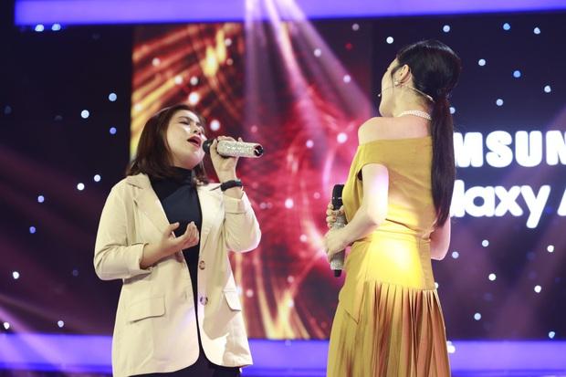 Hòa Minzy cầm tiền đi đường quyền khi chọn nhầm thí sinh ở Giọng ải giọng ai - Ảnh 8.