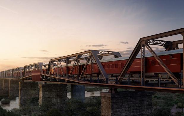 Khách sạn xa hoa nằm trên đường ray tàu hỏa sắp khai trương vào cuối năm 2020: Có giá tận 11 triệu đồng chỉ cho một đêm! - Ảnh 4.