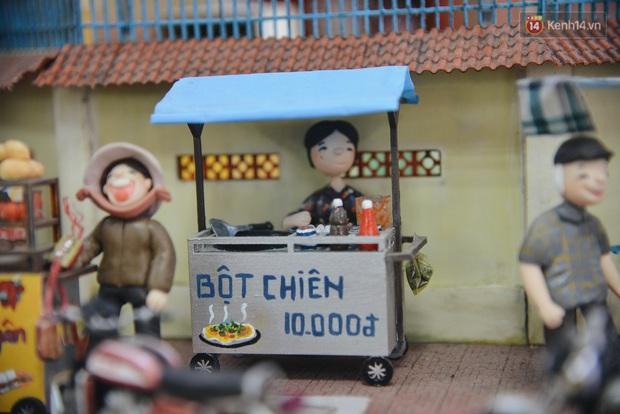 Một Sài Gòn thân thuộc và bình dị được tái hiện qua những mô hình bé xíu, nhìn là thấy cưng! - Ảnh 8.