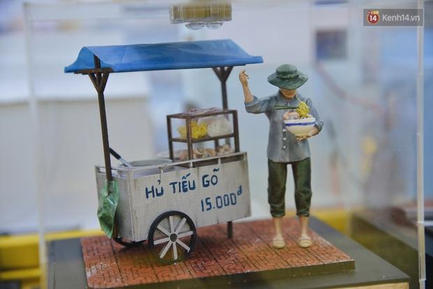 Một Sài Gòn thân thuộc và bình dị được tái hiện qua những mô hình bé xíu, nhìn là thấy cưng! - Ảnh 5.