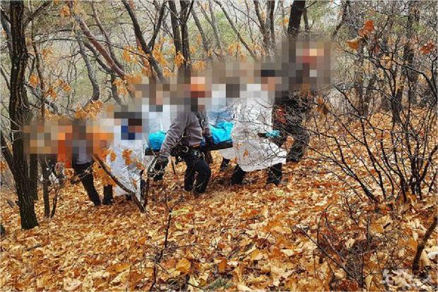 Người phụ nữ chết trên núi, gia đình tổ chức tang lễ mới phát hiện ra thi thể nạn nhân mất đầu và một loạt uẩn khúc bị cảnh sát che giấu - Ảnh 2.