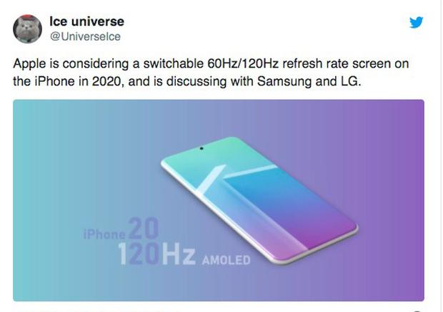 iPhone 12 tiếp tục lộ thêm thông tin, sẽ có Touch ID trong màn hình? - Ảnh 1.