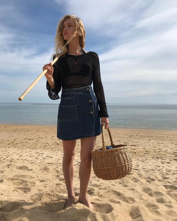 4 mẫu chân váy xinh như mộng được phụ nữ Pháp si mê từ năm này qua tháng khác, bạn sắm theo là style lên đời - Ảnh 13.
