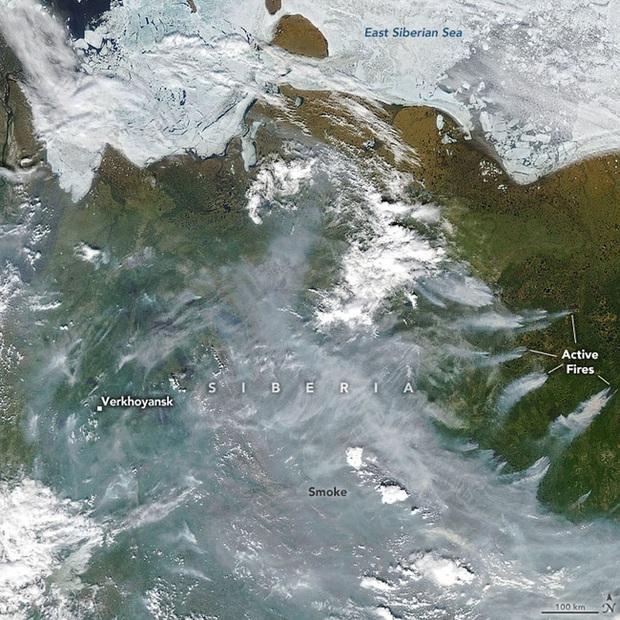 Cuộc sống nơi lạnh nhất thế giới bị đe dọa: Nắng nóng kỷ lục khiến băng vĩnh cửu tan, người dân phải đối mặt với sự đảo lộn mất kiểm soát - Ảnh 3.