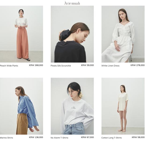 Thành viên nhóm Davichi mở thương hiệu riêng, bị chỉ trích vì đồ quá đắt: Chun buộc tóc vải giá sương sương 1,1 triệu - Ảnh 3.