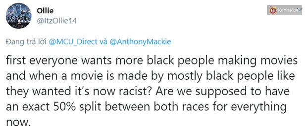 Captain America da màu bức xúc chỉ trích Marvel phân biệt chủng tộc, cộng đồng mạng quốc tế lại nổ ra tranh cãi gay gắt - Ảnh 8.