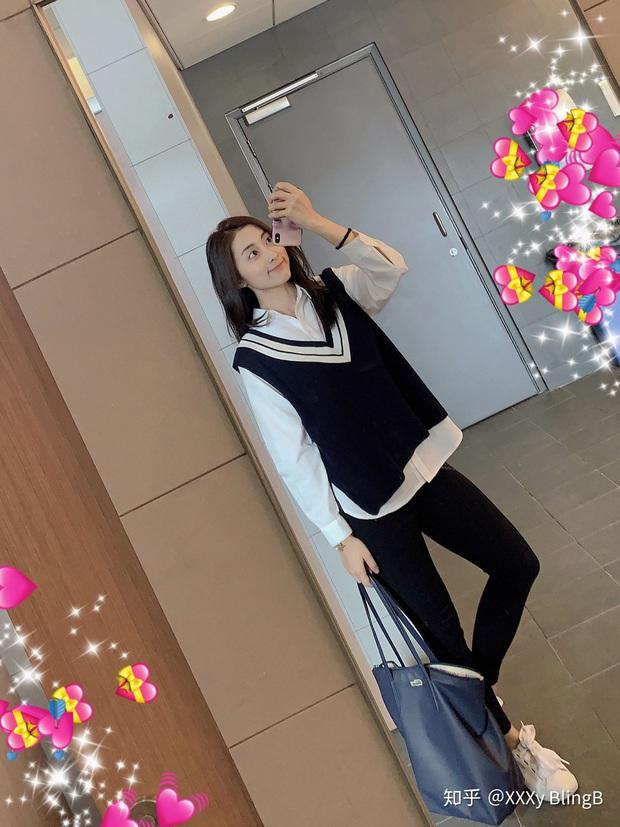 Bị chê sao gái Tân Cương mà chẳng xinh, cô nàng phản dame bằng cách giảm luôn 24kg trong 8 tháng - Ảnh 4.