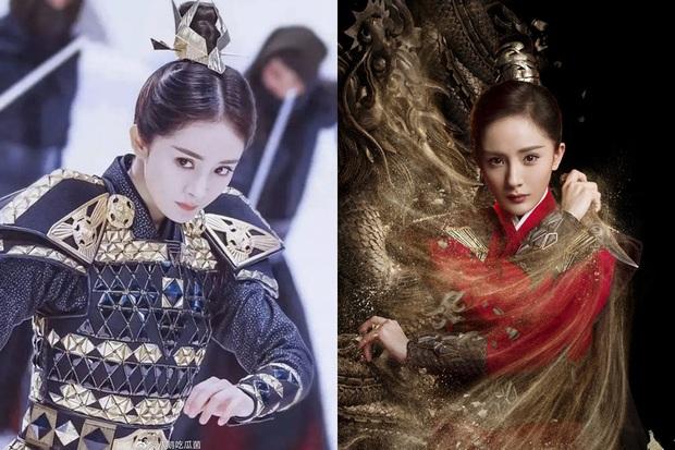 10 nữ tướng siêu ngầu màn ảnh Hoa ngữ: Ai cũng đẹp lịm người nhưng đều khó mà vượt mặt Triệu Lộ Tư ở một điểm - Ảnh 13.