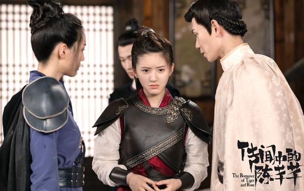 10 nữ tướng siêu ngầu màn ảnh Hoa ngữ: Ai cũng đẹp lịm người nhưng đều khó mà vượt mặt Triệu Lộ Tư ở một điểm - Ảnh 2.