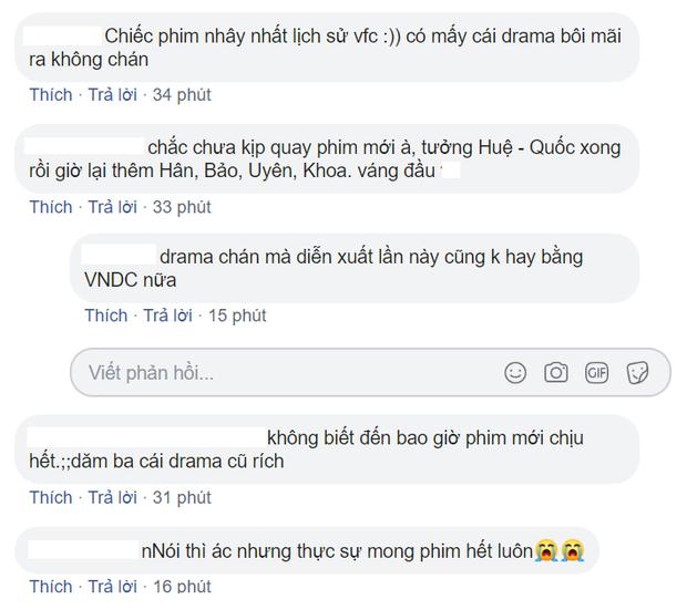 Lên sóng 40 tập nhưng vẫn chưa định kết thúc, Những Ngày Không Quên khiến netizen la ó vì quá ngán drama - Ảnh 6.