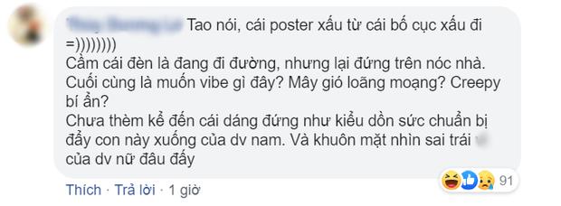 Poster Thanh Trâm Hành bị chê bai hết lời, Ngô Diệc Phàm lẫn Dương Tử đều cứng như tượng sáp - Ảnh 4.