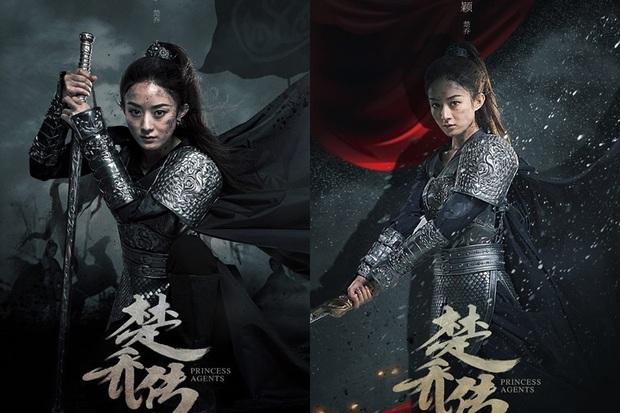 10 nữ tướng siêu ngầu màn ảnh Hoa ngữ: Ai cũng đẹp lịm người nhưng đều khó mà vượt mặt Triệu Lộ Tư ở một điểm - Ảnh 21.