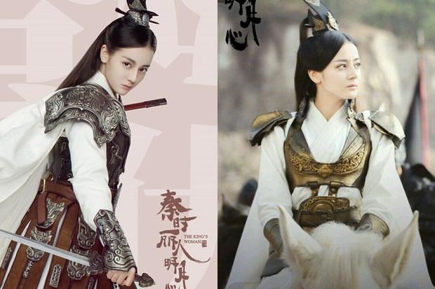 10 nữ tướng siêu ngầu màn ảnh Hoa ngữ: Ai cũng đẹp lịm người nhưng đều khó mà vượt mặt Triệu Lộ Tư ở một điểm - Ảnh 22.