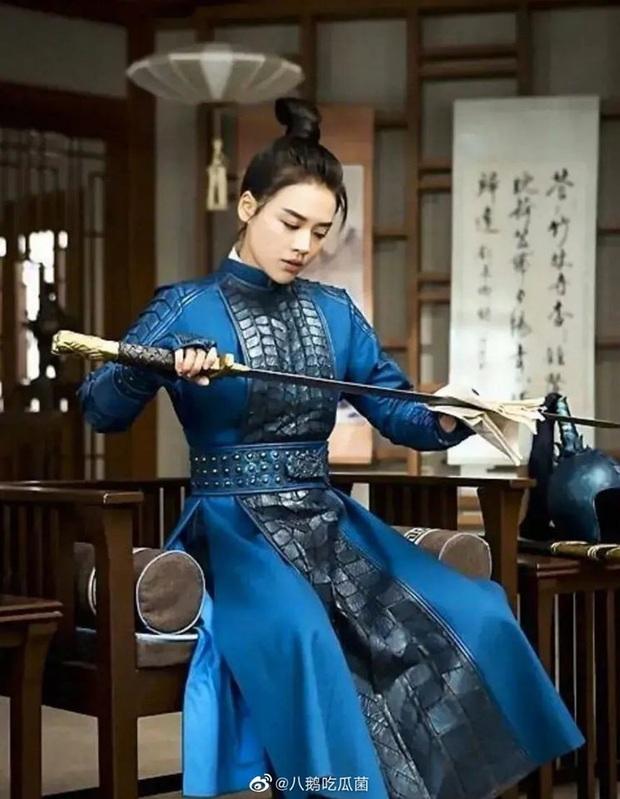 10 nữ tướng siêu ngầu màn ảnh Hoa ngữ: Ai cũng đẹp lịm người nhưng đều khó mà vượt mặt Triệu Lộ Tư ở một điểm - Ảnh 16.