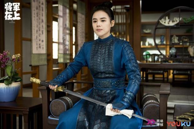 10 nữ tướng siêu ngầu màn ảnh Hoa ngữ: Ai cũng đẹp lịm người nhưng đều khó mà vượt mặt Triệu Lộ Tư ở một điểm - Ảnh 17.