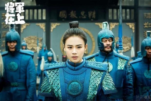 10 nữ tướng siêu ngầu màn ảnh Hoa ngữ: Ai cũng đẹp lịm người nhưng đều khó mà vượt mặt Triệu Lộ Tư ở một điểm - Ảnh 18.
