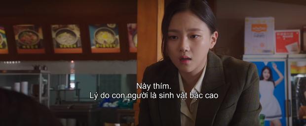 Mystic Pop-up Bar tập 5 siêu hot nhờ màn khẩu nghiệp của crush Sung Jae: Đến chó còn giúp người mà, hành động giống người chút đi! - Ảnh 4.
