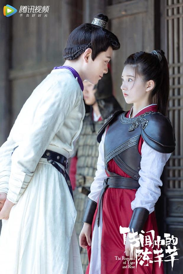 10 nữ tướng siêu ngầu màn ảnh Hoa ngữ: Ai cũng đẹp lịm người nhưng đều khó mà vượt mặt Triệu Lộ Tư ở một điểm - Ảnh 1.