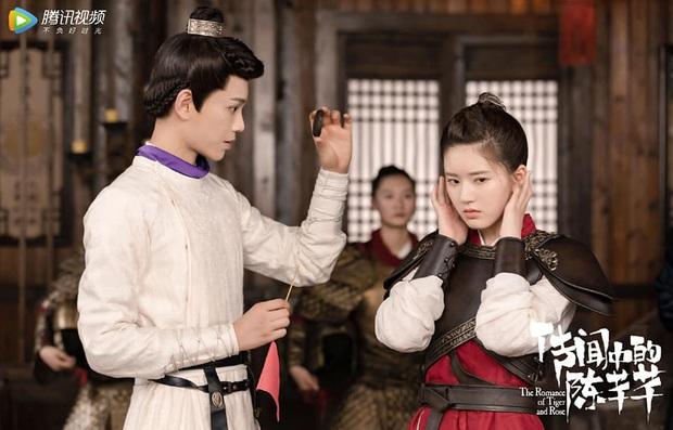 10 nữ tướng siêu ngầu màn ảnh Hoa ngữ: Ai cũng đẹp lịm người nhưng đều khó mà vượt mặt Triệu Lộ Tư ở một điểm - Ảnh 3.