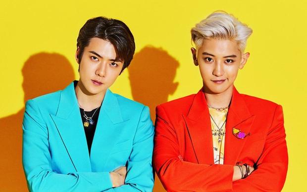 Chanyeol và Baekhuyn (EXO) đúng thánh spoil: Tự thông báo comeback, bật cho fan nghe nửa album mặc kệ SM khiến fan cười ngất - Ảnh 2.