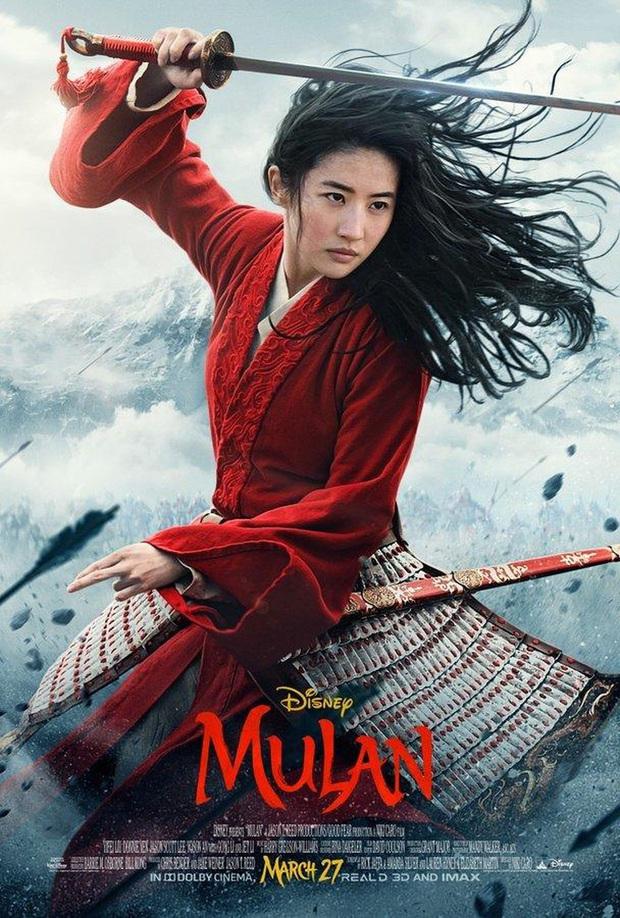 10 nữ tướng siêu ngầu màn ảnh Hoa ngữ: Ai cũng đẹp lịm người nhưng đều khó mà vượt mặt Triệu Lộ Tư ở một điểm - Ảnh 7.
