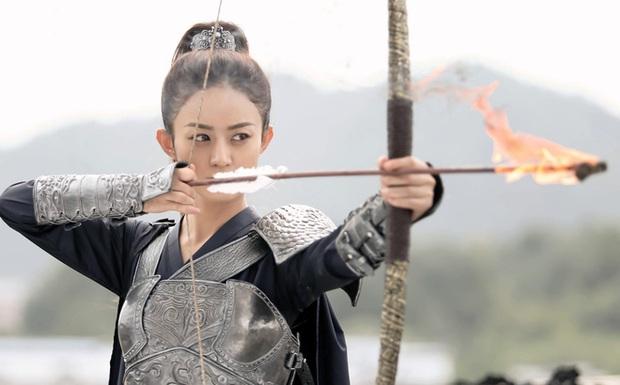 10 nữ tướng siêu ngầu màn ảnh Hoa ngữ: Ai cũng đẹp lịm người nhưng đều khó mà vượt mặt Triệu Lộ Tư ở một điểm - Ảnh 19.
