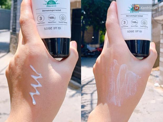 Review kem chống nắng Some By Mi: Trừ mùi hương ra thì mọi thứ đều xuất sắc, là kem chống nắng Hàn bình dân đỉnh nhất nhì lúc này  - Ảnh 4.