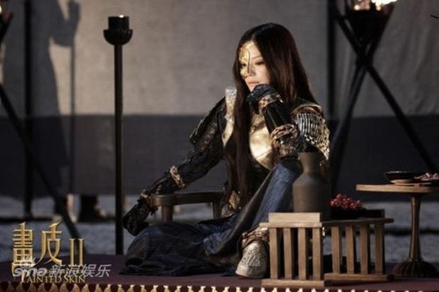 10 nữ tướng siêu ngầu màn ảnh Hoa ngữ: Ai cũng đẹp lịm người nhưng đều khó mà vượt mặt Triệu Lộ Tư ở một điểm - Ảnh 10.