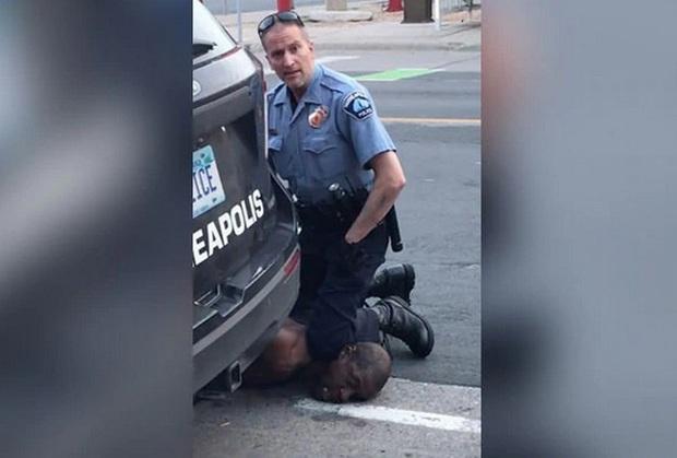 Cô gái quay video cảnh sát ghì cổ George Floyd phải điều trị tâm lý - Ảnh 1.
