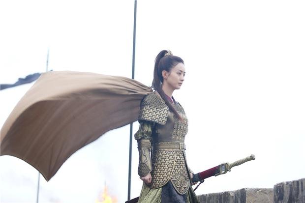 10 nữ tướng siêu ngầu màn ảnh Hoa ngữ: Ai cũng đẹp lịm người nhưng đều khó mà vượt mặt Triệu Lộ Tư ở một điểm - Ảnh 20.