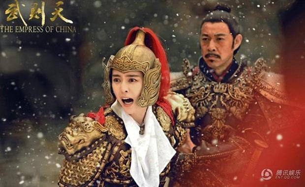 10 nữ tướng siêu ngầu màn ảnh Hoa ngữ: Ai cũng đẹp lịm người nhưng đều khó mà vượt mặt Triệu Lộ Tư ở một điểm - Ảnh 26.