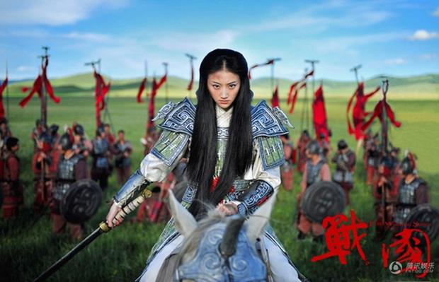 10 nữ tướng siêu ngầu màn ảnh Hoa ngữ: Ai cũng đẹp lịm người nhưng đều khó mà vượt mặt Triệu Lộ Tư ở một điểm - Ảnh 28.