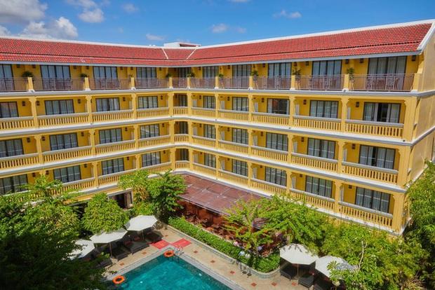 7 khách sạn, resort 4 sao ở Hội An có giá dưới 1 triệu VNĐ/đêm: Cơ hội vàng cho những ai thích sống chậm giữa lòng phố cổ bình yên - Ảnh 1.