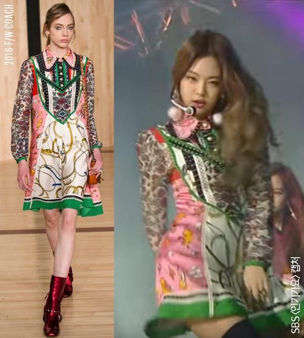 Chẳng có chân dài miên man nhưng Jennie vẫn diện đồ ăn đứt model chuyên nghiệp, công lao lớn thuộc về stylist - Ảnh 7.