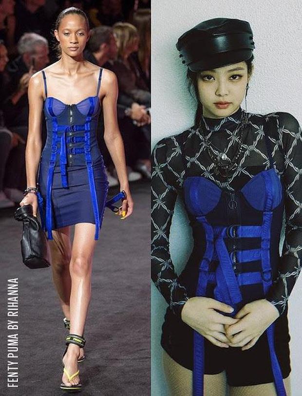 Chẳng có chân dài miên man nhưng Jennie vẫn diện đồ ăn đứt model chuyên nghiệp, công lao lớn thuộc về stylist - Ảnh 4.