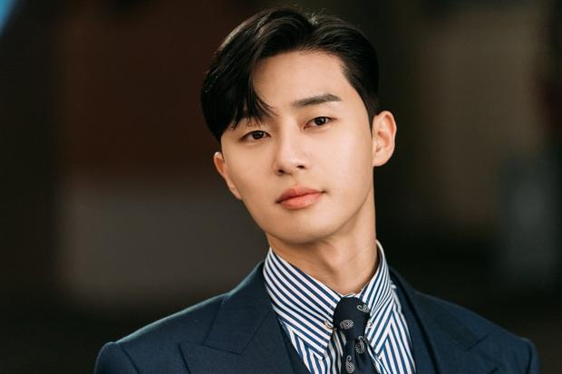 Hậu sức nóng huỷ diệt của Tầng Lớp Itaewon, Park Seo Joon là diễn viên Hàn đầu tiên ẵm nút vàng Youtube - Ảnh 6.