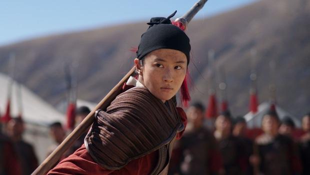 10 nữ tướng siêu ngầu màn ảnh Hoa ngữ: Ai cũng đẹp lịm người nhưng đều khó mà vượt mặt Triệu Lộ Tư ở một điểm - Ảnh 5.