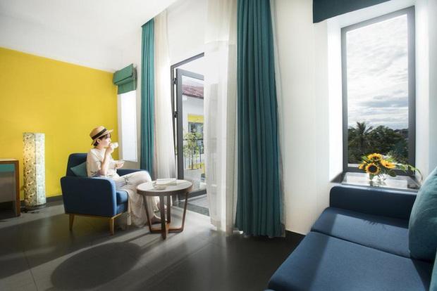 7 khách sạn, resort 4 sao ở Hội An có giá dưới 1 triệu VNĐ/đêm: Cơ hội vàng cho những ai thích sống chậm giữa lòng phố cổ bình yên - Ảnh 11.