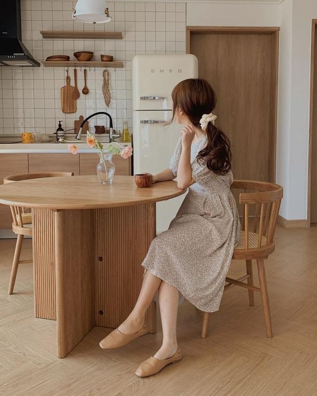 Nắng nóng kinh hoàng, nàng công sở muốn diện váy cho mát thì hãy ưu tiên 5 kiểu thanh lịch và xinh tươi hết ý sau - Ảnh 11.