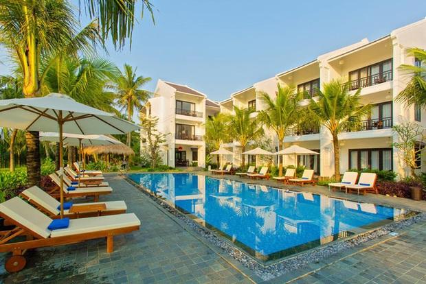 7 khách sạn, resort 4 sao ở Hội An có giá dưới 1 triệu VNĐ/đêm: Cơ hội vàng cho những ai thích sống chậm giữa lòng phố cổ bình yên - Ảnh 16.
