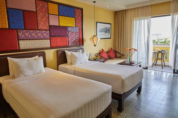 7 khách sạn, resort 4 sao ở Hội An có giá dưới 1 triệu VNĐ/đêm: Cơ hội vàng cho những ai thích sống chậm giữa lòng phố cổ bình yên - Ảnh 3.