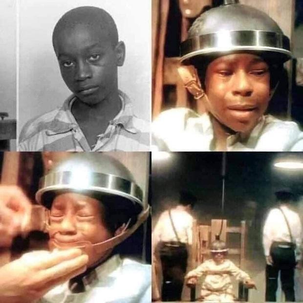Tử tù trẻ nhất nước Mỹ bị hành quyết trên ghế điện: Bị kết án chỉ trong 10 phút nhưng mất 70 năm mới được minh oan vì nạn phân biệt chủng tộc - Ảnh 4.