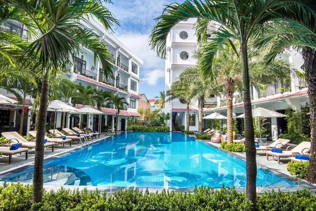 7 khách sạn, resort 4 sao ở Hội An có giá dưới 1 triệu VNĐ/đêm: Cơ hội vàng cho những ai thích sống chậm giữa lòng phố cổ bình yên - Ảnh 4.