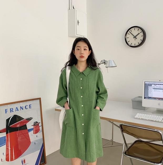 Nắng nóng kinh hoàng, nàng công sở muốn diện váy cho mát thì hãy ưu tiên 5 kiểu thanh lịch và xinh tươi hết ý sau - Ảnh 4.