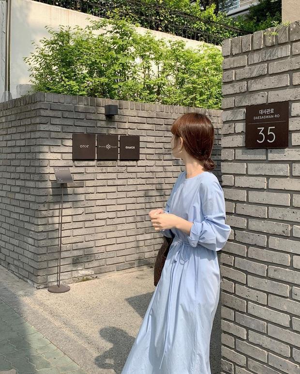 Nắng nóng kinh hoàng, nàng công sở muốn diện váy cho mát thì hãy ưu tiên 5 kiểu thanh lịch và xinh tươi hết ý sau - Ảnh 5.